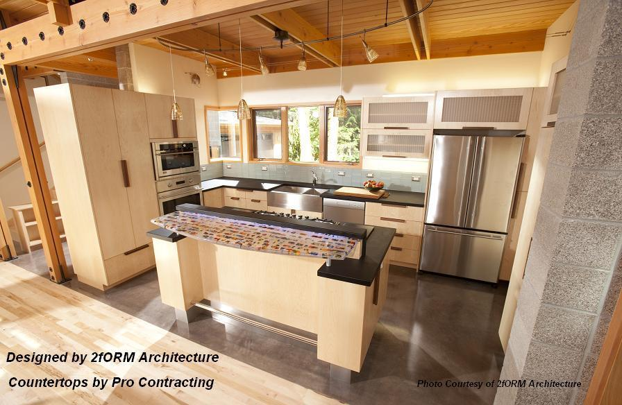 Eugene Contemporary Kitchen Design By 2form Architecture Welcome To